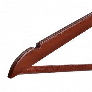 VETTA Вешалка деревянная 45см, цвет венге