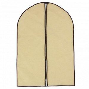 VETTA Чехол для одежды спанбонд 60х90см