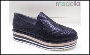 Туфли летние жен MADELLA НАТ. КОЖА
