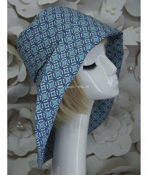 Ева Шляпа Тип изделия: Шляпа; Состав: 97% хлопок 3% эластан; Подклад: Без подклада