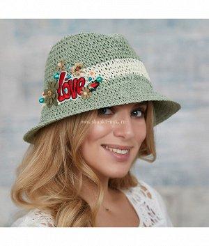Шляпа с промином мягкая