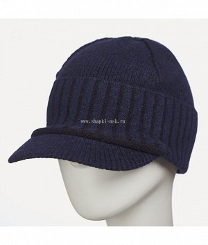 Томас Кепи Тип изделия: Кепи; Размер: универсальный; Отворот: шапка с отворотом; Состав: 80% шерсть 20% полиакрил; Подклад: Без подклада