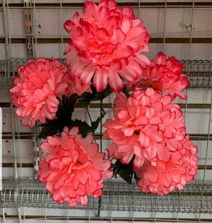 Цветы 7 цветков 55 см длина Цвета в ассортименте