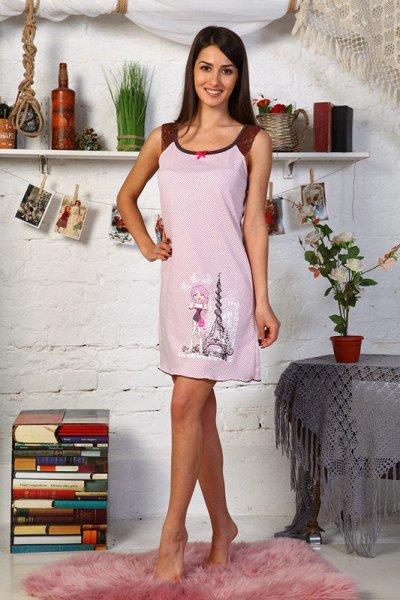 Новое Кимоно - Трикотаж для всей семьи-9 — Женский трикотаж. Ночные сорочки — Сорочки и пижамы