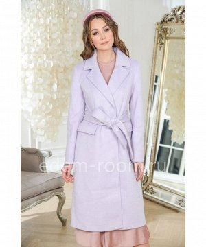 Пальто с поясомАртикул: F-20128-110-SR