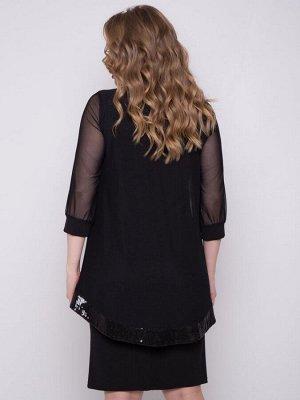 Роскошный наряд(black)