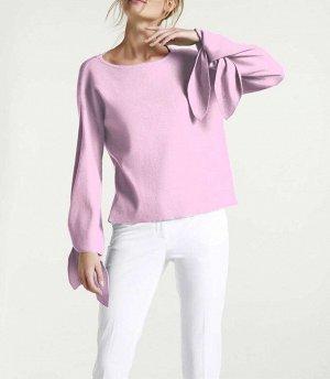Пуловер, сиреневый