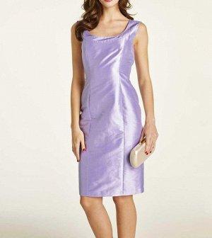Платье, сиреневое