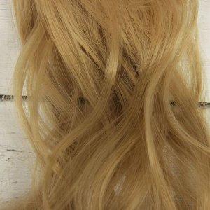 Волосы - тресс для кукол «Кудри» длина волос: 40 см, ширина: 50 см, № 24