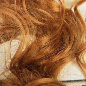 Волосы - тресс для кукол «Кудри» длина волос: 40 см, ширина: 50 см, №27А