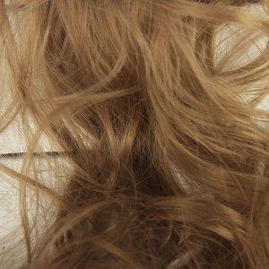 Волосы - тресс для кукол «Кудри» длина волос: 40 см, ширина:50 см, №18Т