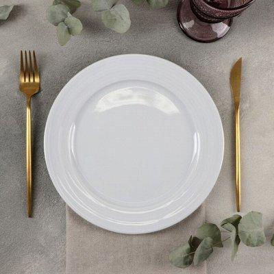 Готовь со вкусом. Посудная12 — Тарелки, блюда1 — Тарелки