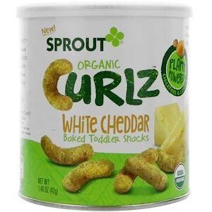 Sprout Organic, Curlz, (42 г)