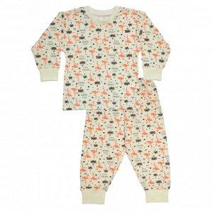 ПЖ-1803/Пижама детская на девочку