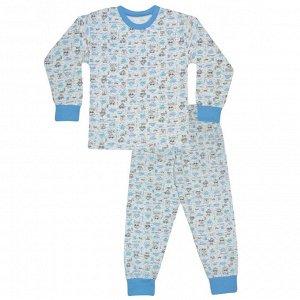 ПЖ-1803/Пижама детская на мальчика