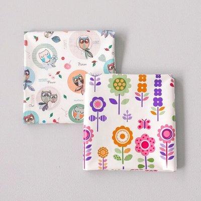 Нежные комплекты на выписку, все лучшее для новорожденных — Защита для матраса
