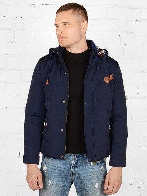 5125 куртка мужская, синяя