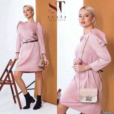 ST STYLE🌸 NORM SIZE  весна-лето 2021 — Платья.коллекция Casual 2021 — Повседневные платья