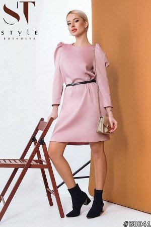 Платье 58041