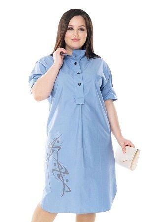 Платье-9818