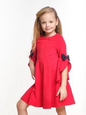 *Платье (98-122см) UD 6317(1)красный