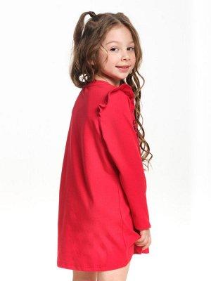 Платье (80-92см) UD 6107(3)красный