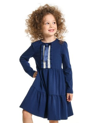 Платье UD 6887 синий