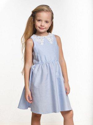 Платье (98-122см) UD 6644(1)гол.полоса