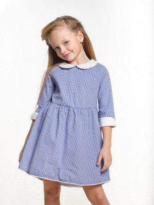 Платье UD 2676 синий
