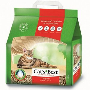Royal Canin, Hill's, PURINA, наполнители, аксессуары 168 — Наполнители Cat's Best и другие — Корма