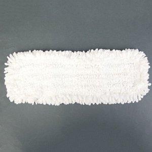 Насадка для плоской швабры Доляна, 55?15 см, микрофибра