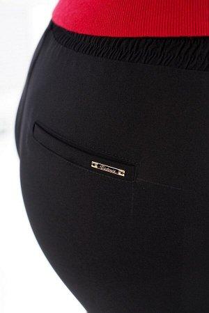 Брюки-2209 Модель брюк: Классические; Материал: Хлопок;   Фасон: Брюки Брюки классика с молнией на кармане черные Длина изделия 50 размера по спинке - 106 см. В каждом следующем размере длина увеличив