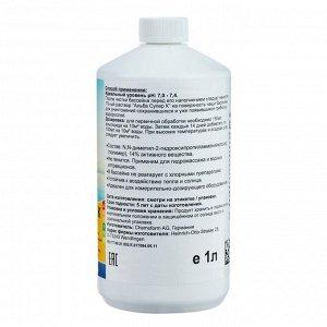 Альгицид против водорослей, бактерий и грибков в бассейне Альба Супер К 1 л