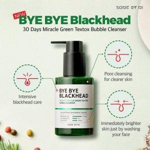 SOME BY MI Bye Bye Blackhead Bubble Cleanser 120g