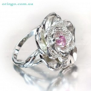 Кольцо Сенполия, Розовый