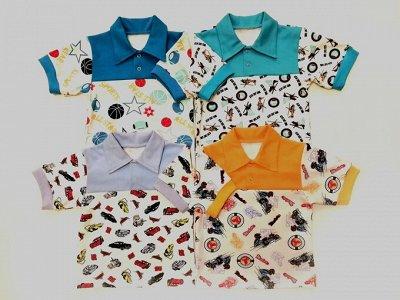 **Малыш одет! От 0 до 10 лет! На каждый день!4 — Детские рубашки — Рубашки