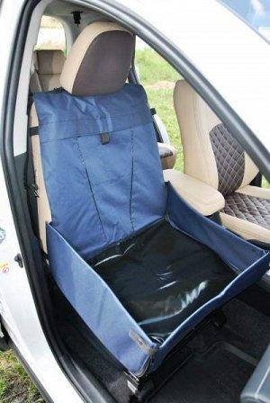 Авто-чехол для животных на переднее сиденье