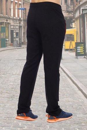 Брюки 3444 72% хлопок, 20% полиэстер, 8% лайкра Брюки мужские с карманом, карман на молнии, турецкая ткань двухниткакомпакт пенье футер с лайкрой 2-х нитка Футер с лайкрой двухнитка — это футерная тк