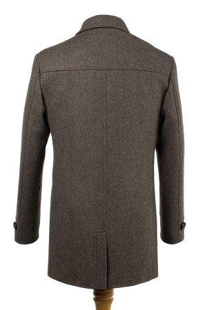 Пальто мужское утепленное (рост 176) (синтепон 150)
