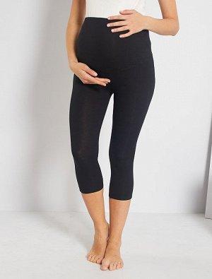 Короткие легинсы для беременных