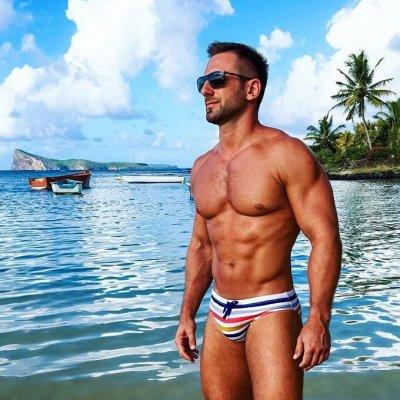 💥Весна! Куртки и не только! Все скидки в одной закупке!🔥😍 — Мужские плавки на пляж! — Пляжная мода
