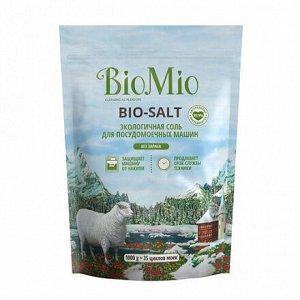 Cоль д/посудомоечной машины BioMio Bio-Salt 1000 гр.
