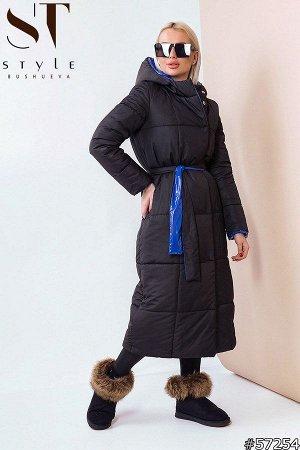 Двустороннее пальто 57254
