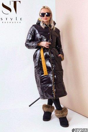 Двустороннее пальто 57253