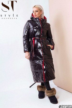 Двустороннее пальто 57252