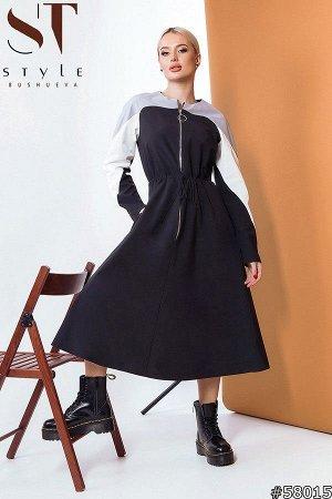 Платье 58015