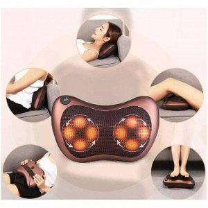 Универсальный роликовый массажер Electric Massage Pillow