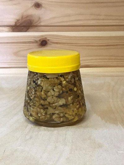 ✿Натуральный Мед✿ ヅ ❣ Все для иммунитета ❣️ ❣ — Новинки -  Мед с облепихой и орешкам  — Орехи и мед