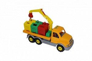 """""""Сталкер"""", автомобиль-контейнеровоз 44280 (1/6)"""
