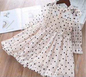 Платье Платье в горох